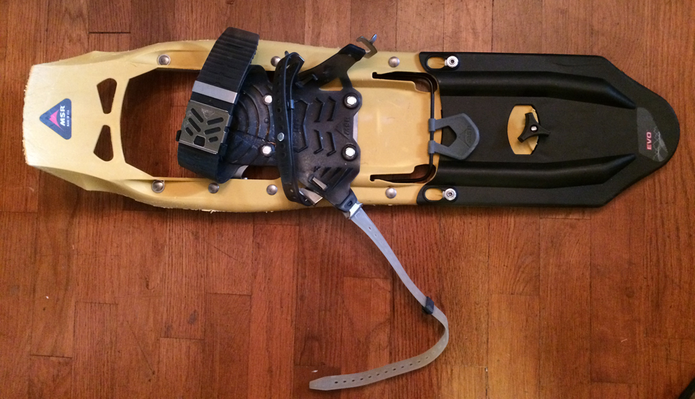 Snowshoe extensions