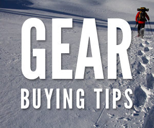 Gear Buying Tip