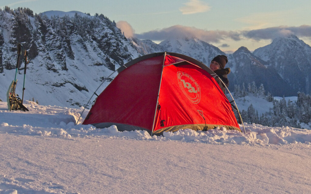 4-season big agnes solo tent
