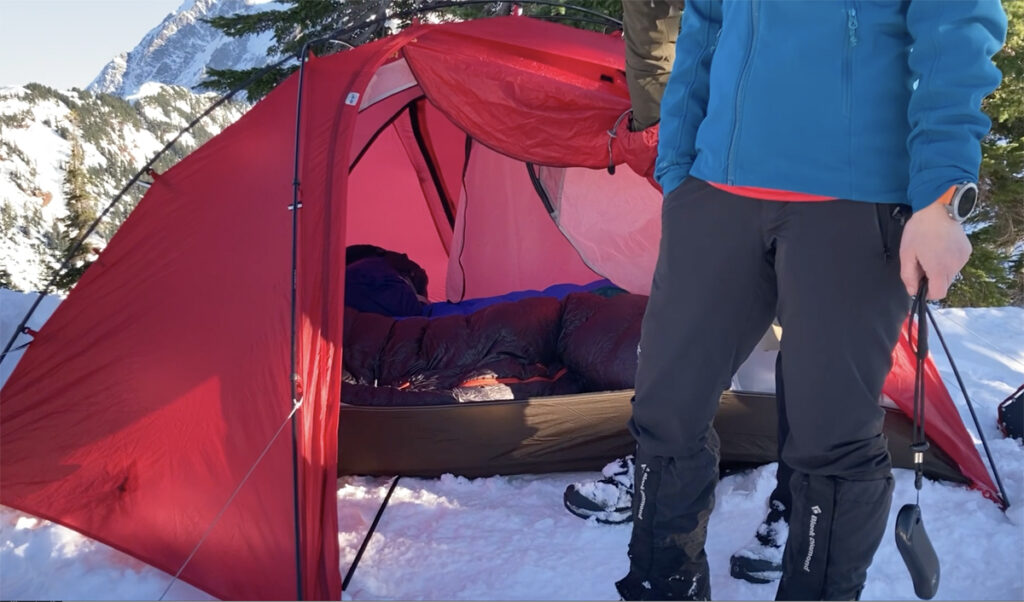 big sky chinook 2-person tent