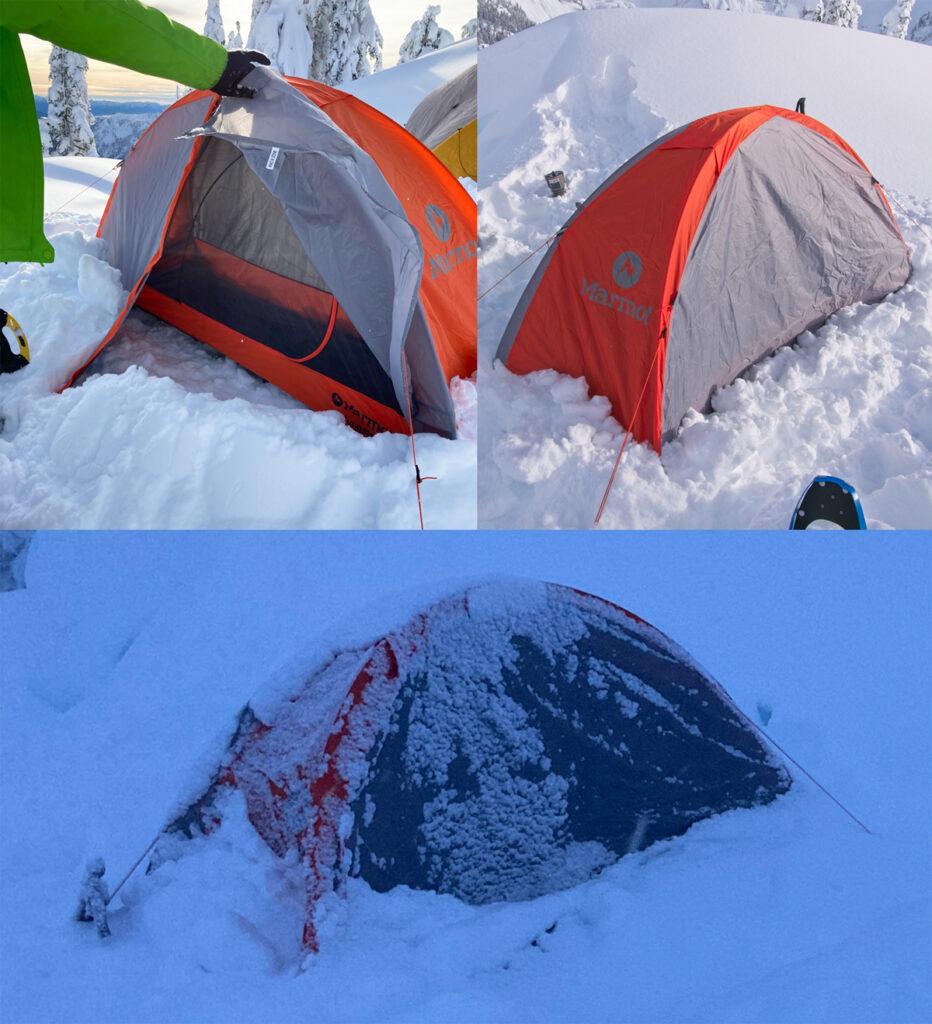 marmot tungsten 1 tent