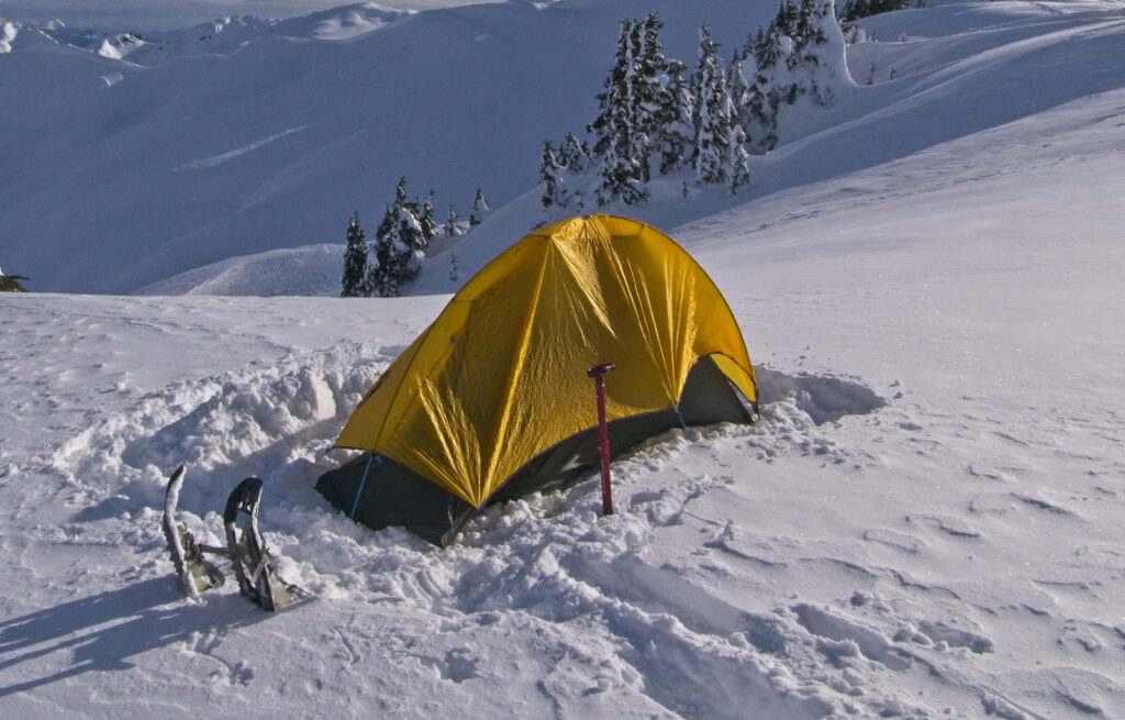 NEMO Hornet solo tent