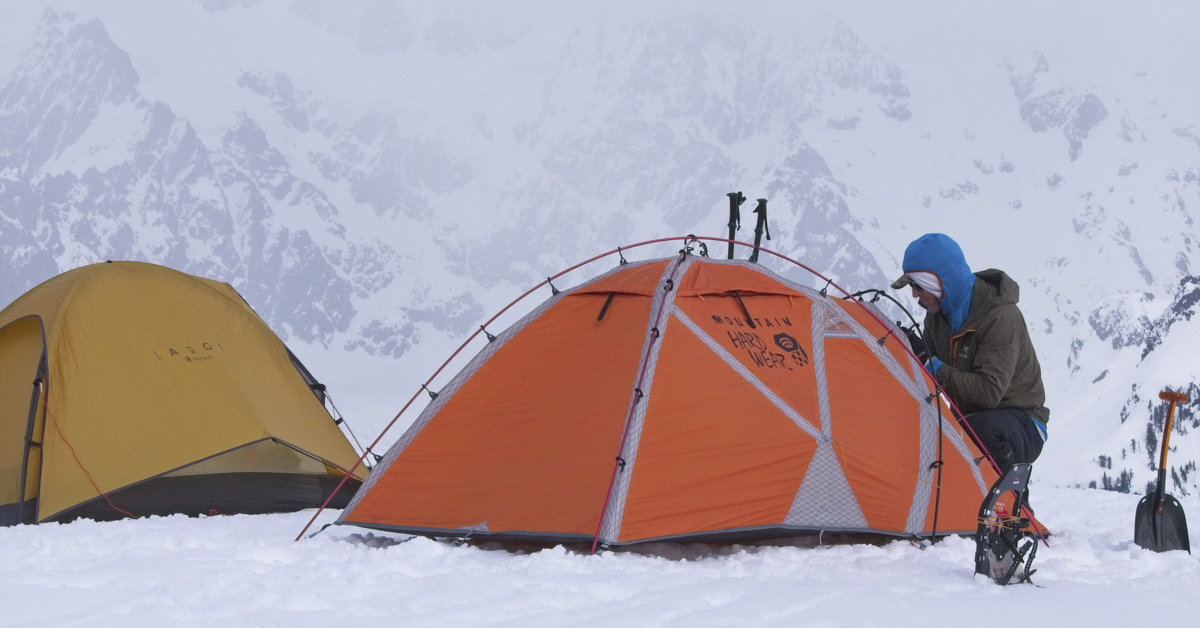 winter backpacking tents
