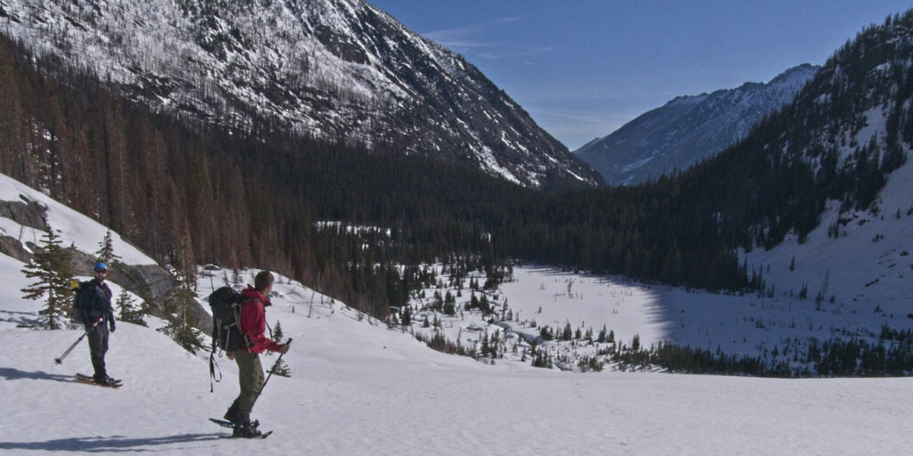winter-backpacking safety