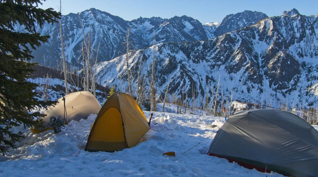 4 season tents